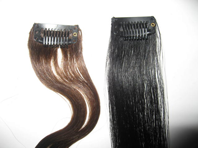 Clip in Hair Extension, clip Hair, Wig Hair Extension 5
