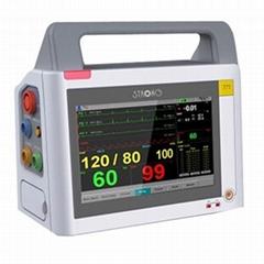 便攜式病人監護儀