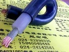 高压耐高温硅橡胶引接线