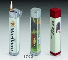 Regular flame  photo lighter