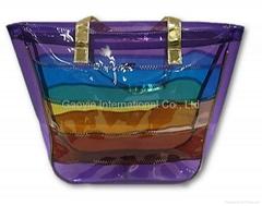 防水pvc海滩袋