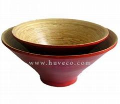 Vietnamese Bamboo Bowl