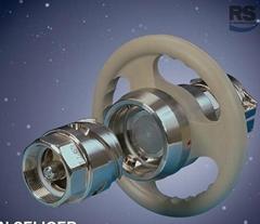 工业胶管用干式自密封接头