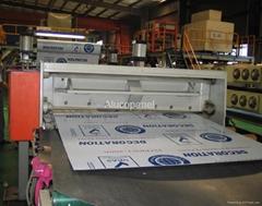PE coating Aluminium panel