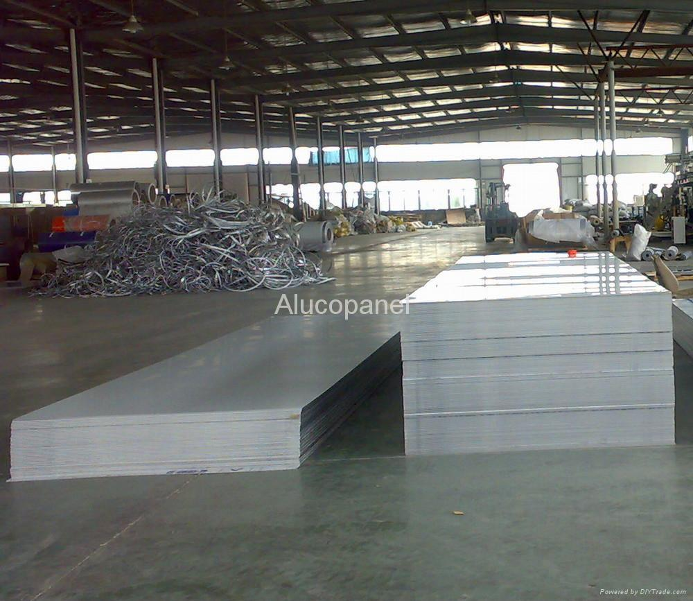 Fireproof Aluminium composite panel 1