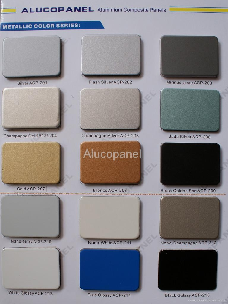 China Leading Supplier Of Aluminium Composite Panel