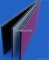 PVDF aluminium composite panel 1