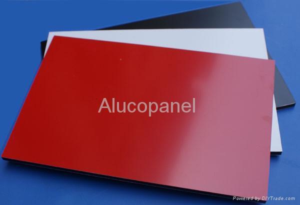 PVDF aluminium composite panel 2