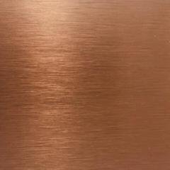 Brush Copper ALU8034