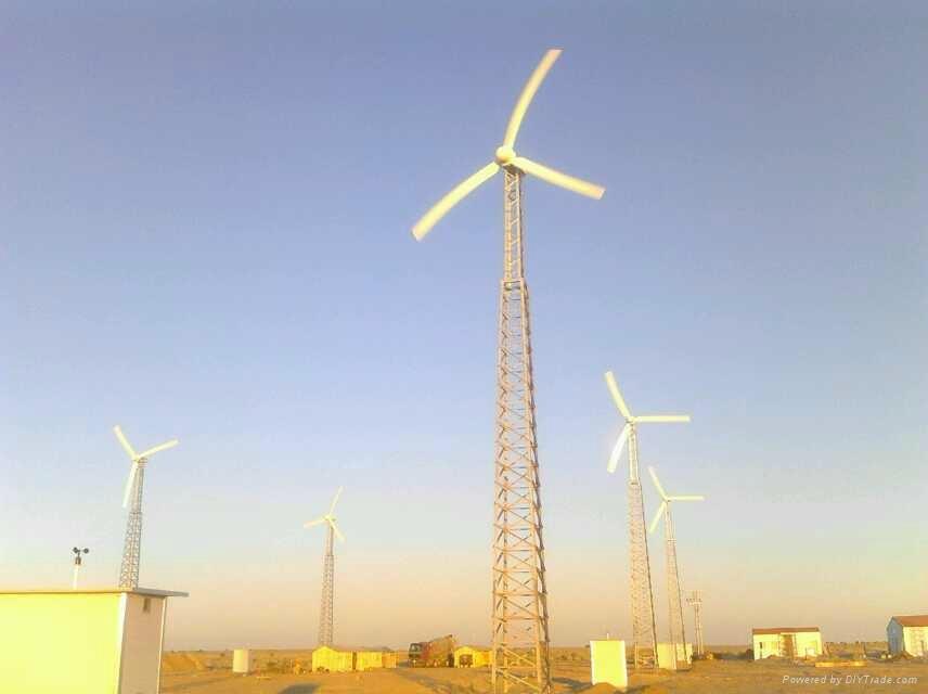 wind generator  400W to 100kW 1