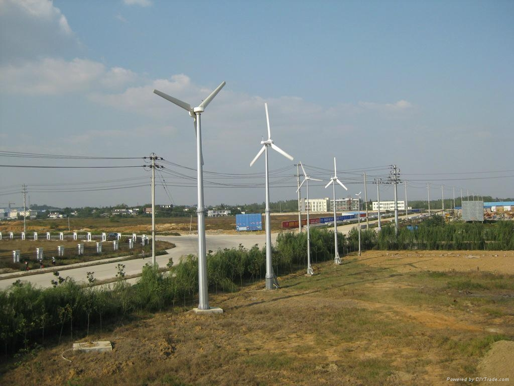 wind generator  400W to 100kW 3