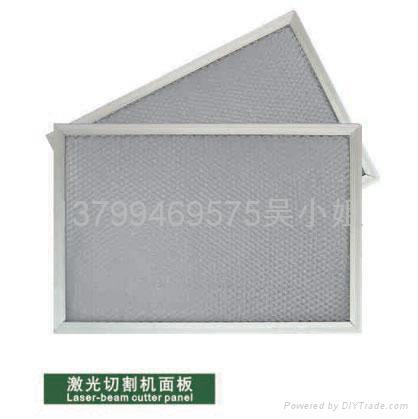 激光配件蜂窝板 1