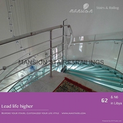 Wire Cable Railing Stainless Steel Balcony Design