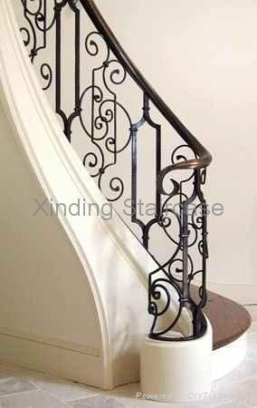 ... Wrought Iron Spiral Staircase 4 ...