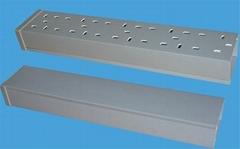塑料制定加工PVC走線槽 通信線槽 網絡布線槽---優之佳美塑膠有限公司