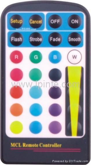 music remote controller LPI-M32B rgb 4