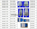colombia Aluminous led streetlight house parts raw material led card mexico  12