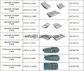 colombia Aluminous led streetlight house parts raw material led card mexico  14