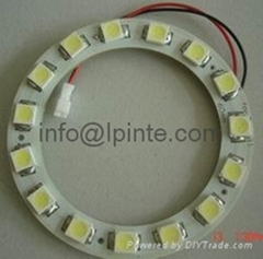led board assembly angle eye