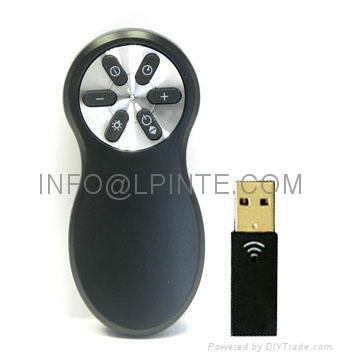 RF remote control 2.4G wireless remote control 1