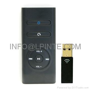 RF remote control 2.4G wireless remote control 2