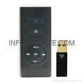 RF remote control 2.4G wireless remote control 1