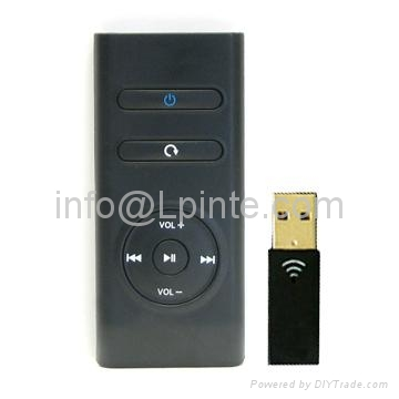 slim smart media remote controller wireless LPI-R07 4
