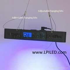 120w programmable led aquarium light timer and dimmer function pets