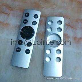 aluminous remote controller metal remote control LPI-A13 aluminum remote control 7