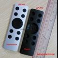 aluminous remote controller metal remote control LPI-A13 aluminum remote control