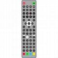 waterproof  remote control LPI-W061 bathroom tv outdoor tv  STB TV washable 3