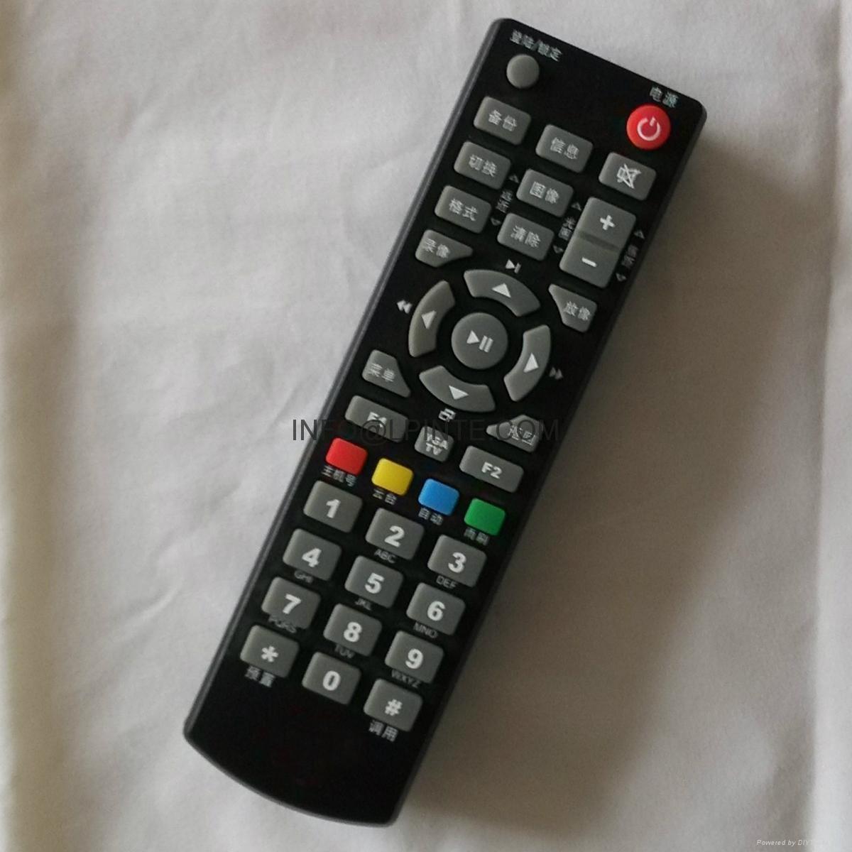 38 keys remote control LPI-R38B audio radio 1