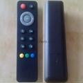 light remote,audio remote rubber button metal dome 16 keys LPI-R16 mexico 3