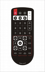 Universal learing Waterproof TV remote controller