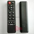 light remote,audio remote rubber button metal dome 16 keys LPI-R16 mexico 2