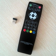 2.4g android remote control waterproof learning