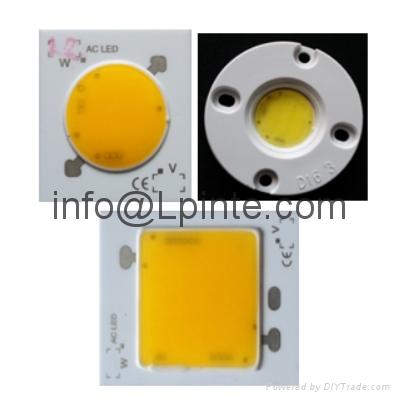 AC LED 220V LED AC COB LED MODULE 30w 50w 20w 3