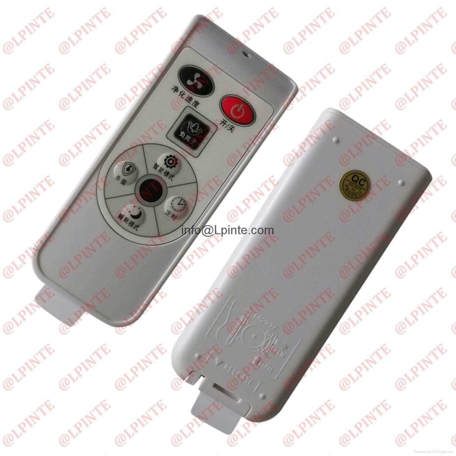 遙控器淨化器LEDライトリモコン 1