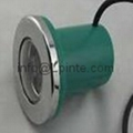 ac embedded led underwater light for swimming pool DMX
