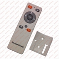 audio media tv remote control 10 keys
