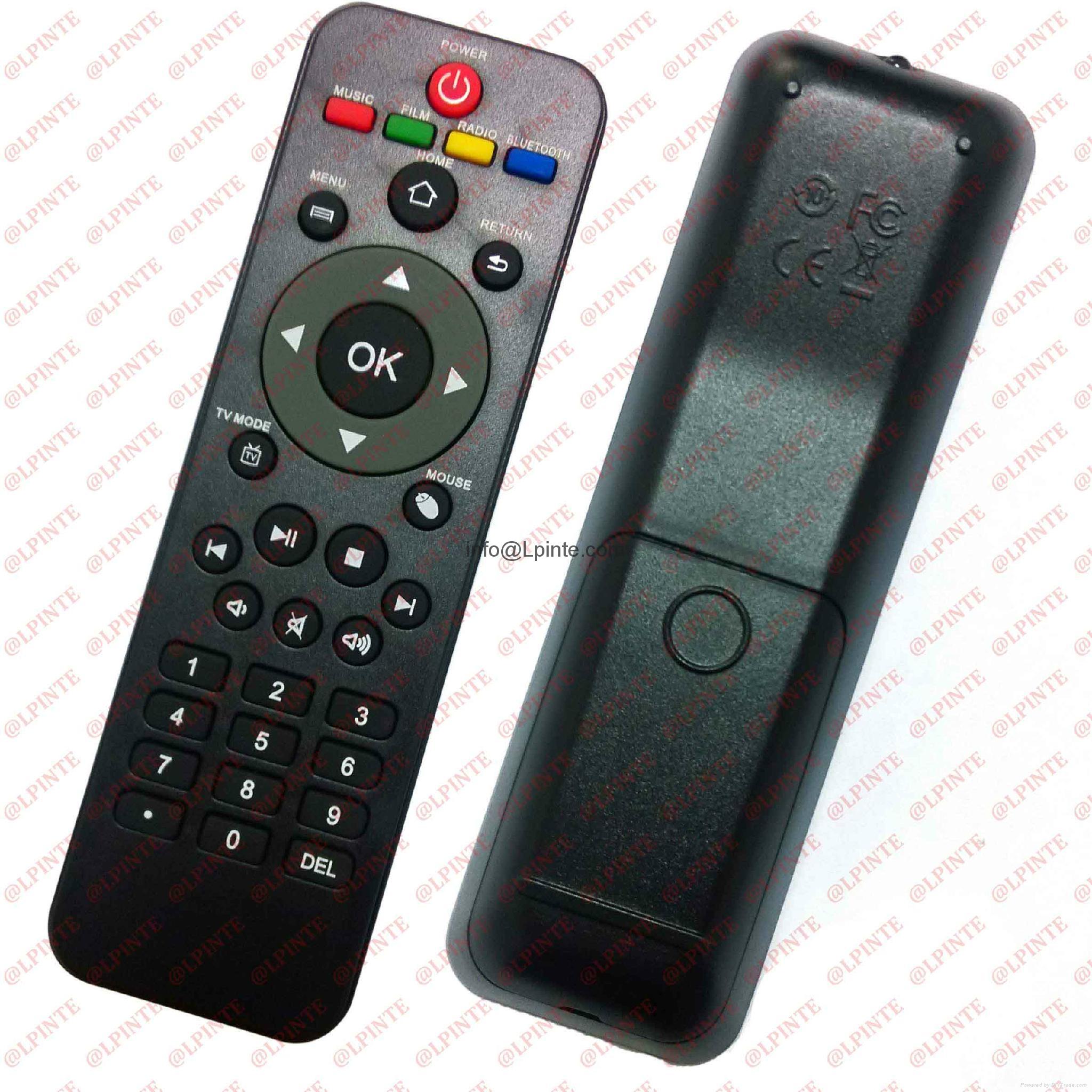 android remote control afstandsbediening Fernbedienung LPI-R34