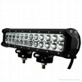 linear led work light for car road off solar truck  2