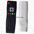waterproof tv remote control for bathroom hospital hotel one key learning 3