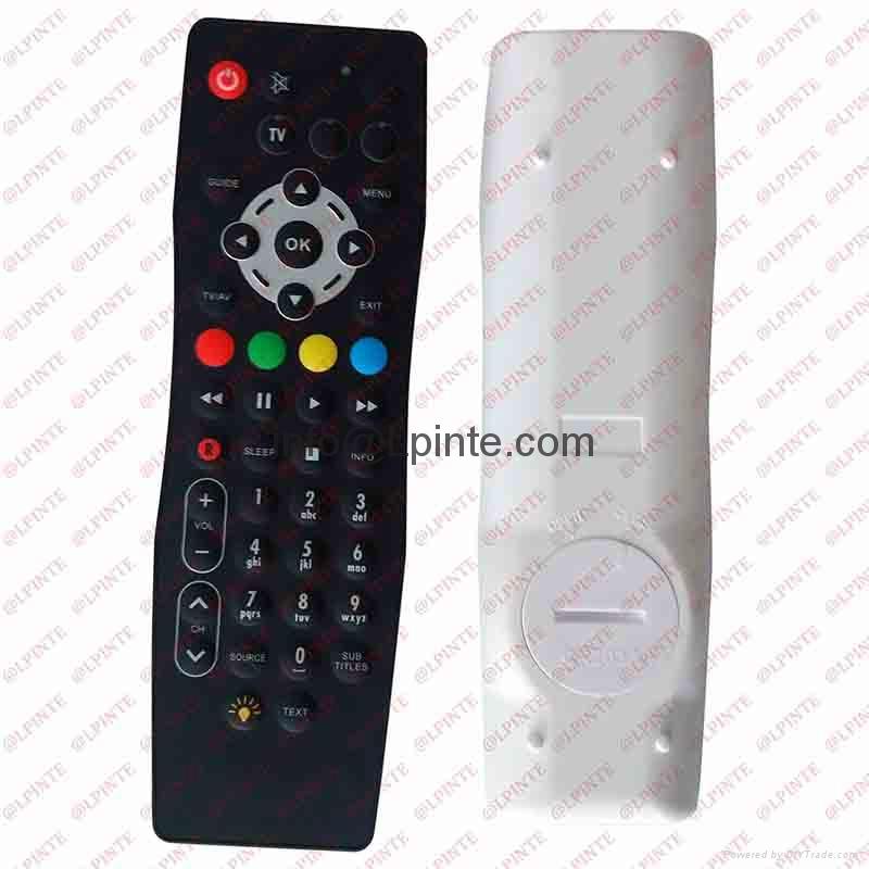 bathroom tv waterproof lcd tv remote control clean hospital wisdom learning 7