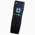 waterproof remote control LPI-W053 for hotel tv mirror tv hidden tv android box  5