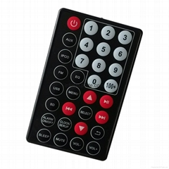 slim remote control auido media speaker LPI-M32A led light dimmer