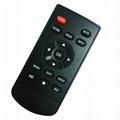 remote control afstandsbediening