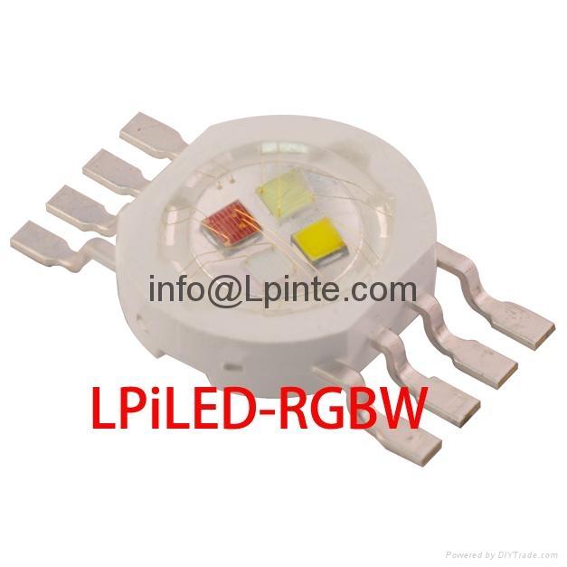 50w LED RGBW CHIP LED RGBW COB LED RGB LED MODULE WW CW RGBY 4