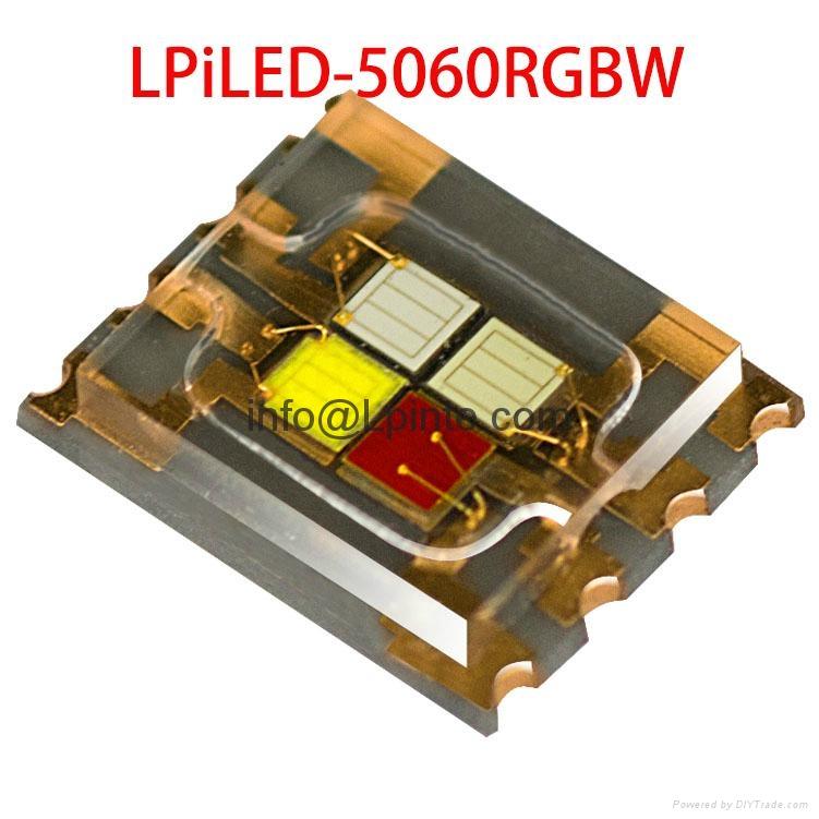 50w LED RGBW CHIP LED RGBW COB LED RGB LED MODULE WW CW RGBY 6