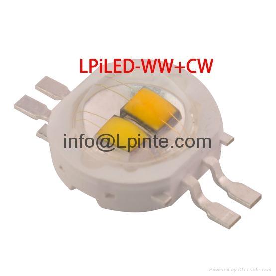 50w LED RGBW CHIP LED RGBW COB LED RGB LED MODULE WW CW RGBY 3